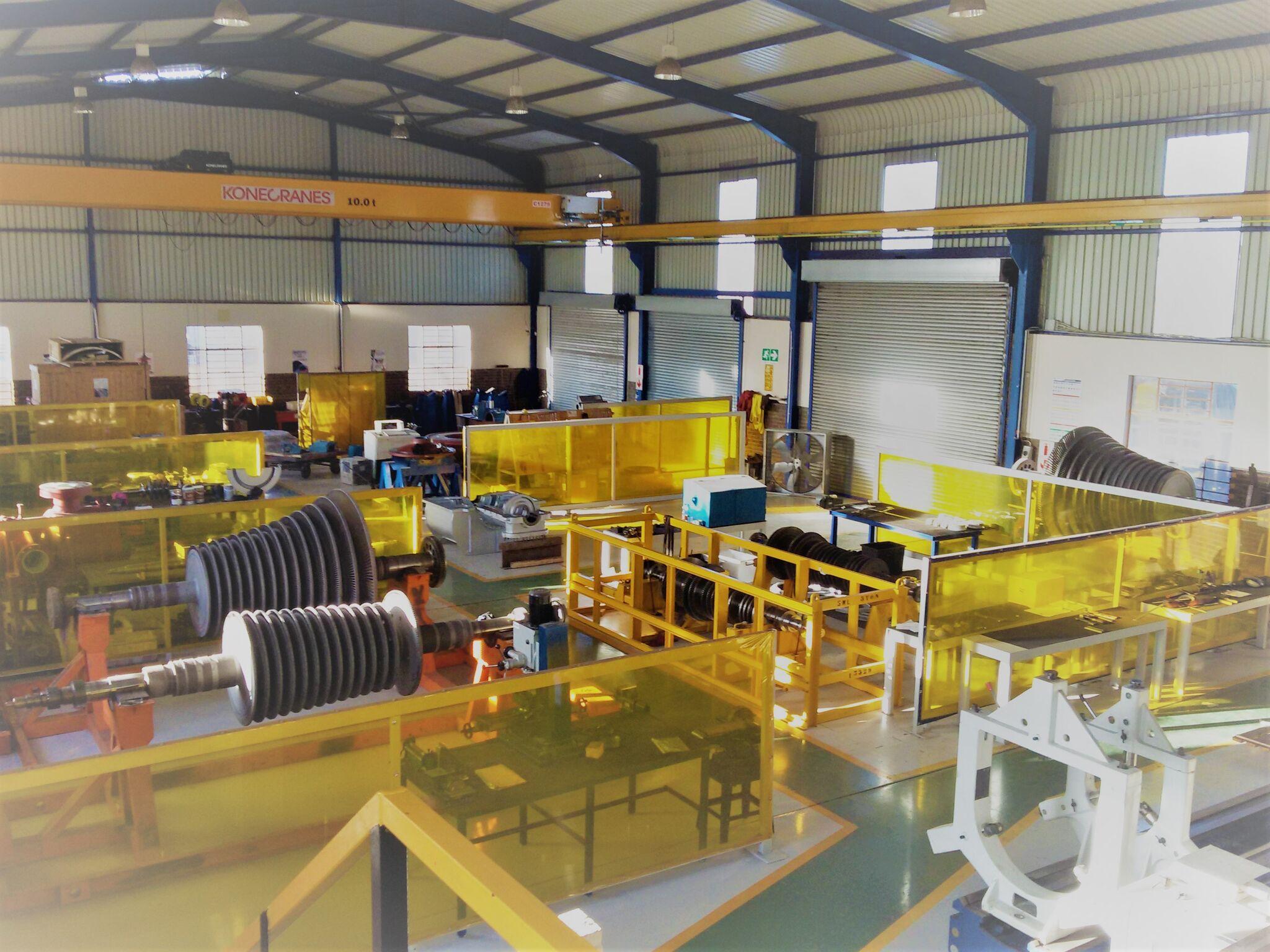 Actom Turbo Machines Workshop